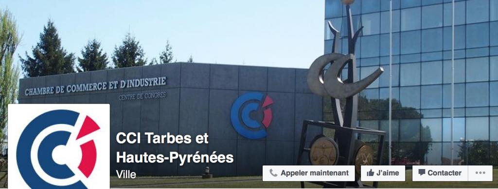 CCI TARBES ET HAUTES PYRENEES Medias Pack Publicité