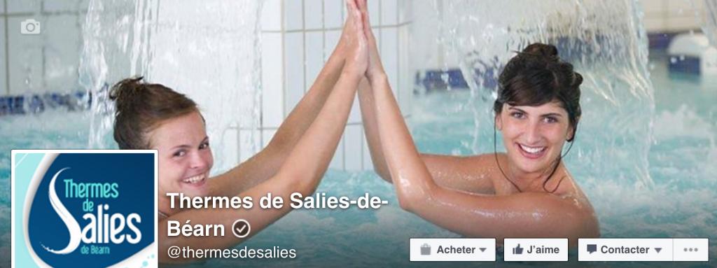 THERMES DE SALIES DE BEARN - MEDIAS PACK PUBLICITE