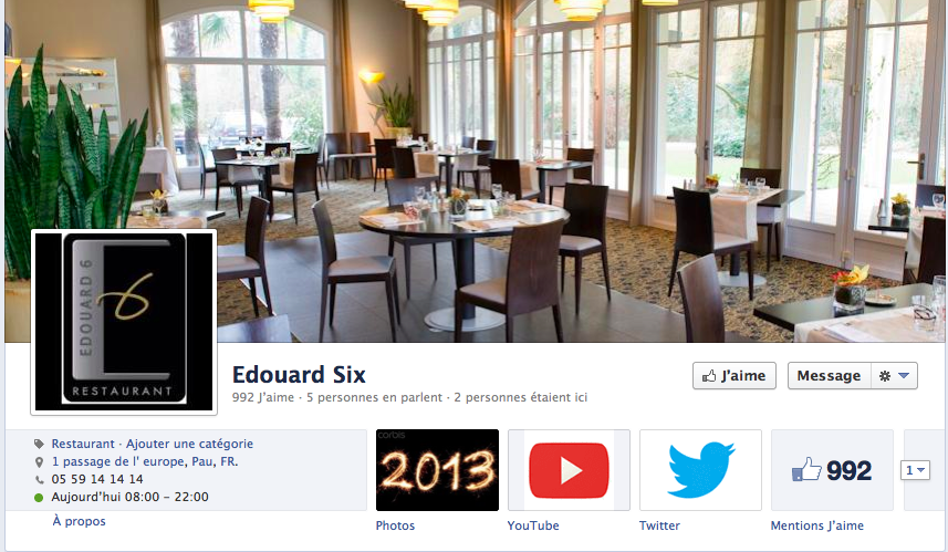 facebook Edouard Six