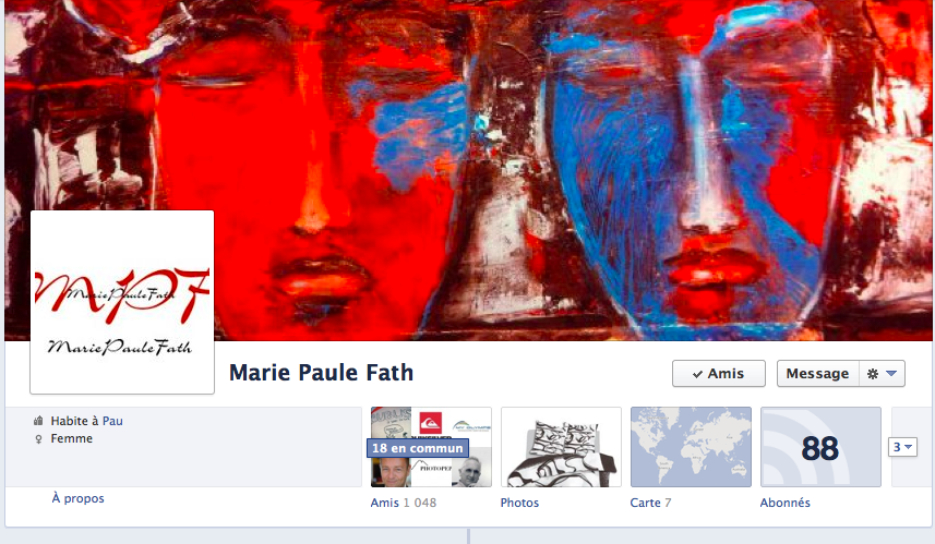 facebook marie paule Fath