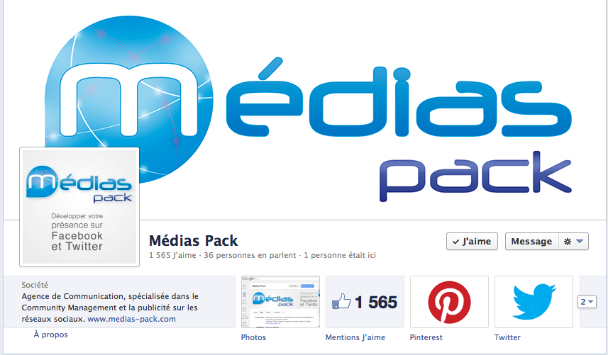 facebook medias pack