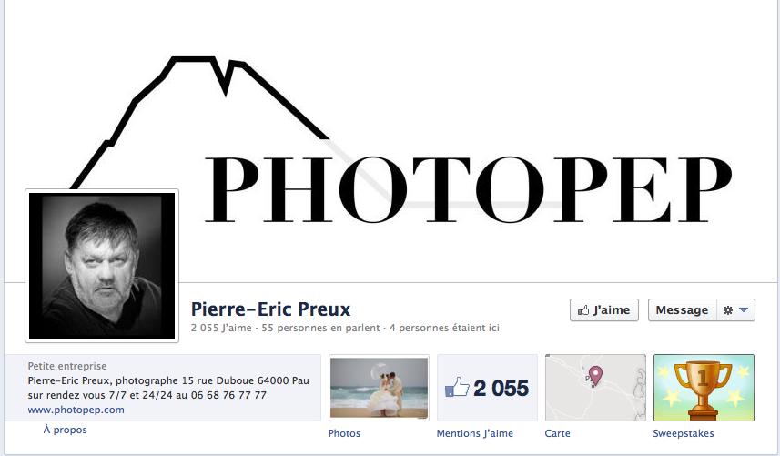 facebook pep
